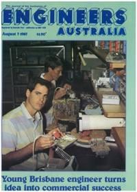 Stuart Watkinson Engineers Australia   AERL MPPT Solar Charge Controller History