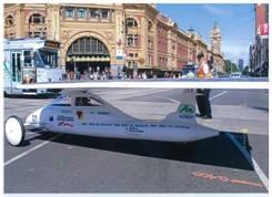 Aurora Solar Car Team   AERL MPPT Solar Charge Controller History