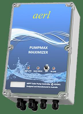 AERL PumpMax DC Pump Controller